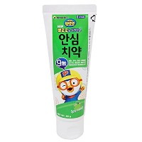 [Pororo] ポロロ歯磨き粉 (リンゴ香) 90g/Toothpaste for kids (apple flavor)