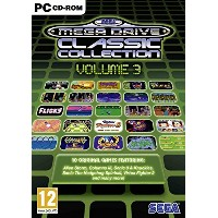 Sega MegaDrive Classic Collection Vol.3 (PC) (輸入版)