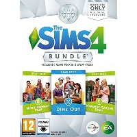 The Sims 4 Bundle Pack 5 ( PC CODE Download Only) (輸入版)