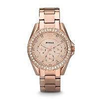 フォッシル Riley Ladies Chronograph Watch ES2811