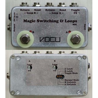VOCU MSL 【Magic Switching & Loops】