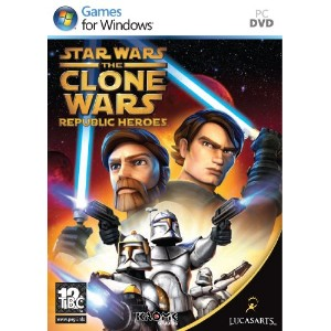 Star Wars: The Clone Wars - Republic Heroes (輸入版)