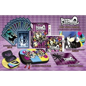 Persona Q: Shadow of the Labyrinth: Wild Cards Pre