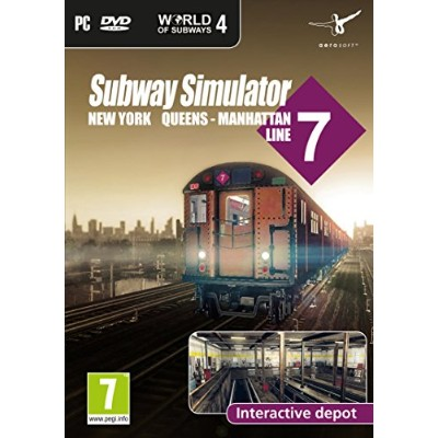 World of Subways Vol. 4 - New York Line 7 from Queens to Manhattan(輸入版)