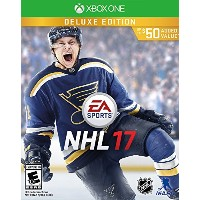 NHL 17 Deluxe Edition (輸入版:北米) - XboxOne