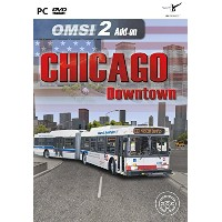 OMSI 2 Add-On Chicago Downtown (PC DVD) (輸入版)