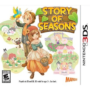 Story of Seasons - Nintendo 3DS (輸入版:北米) [並行輸入品]