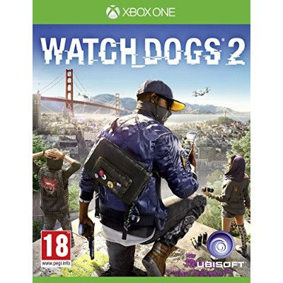 Watch Dogs 2 (Xbox One) (輸入版)