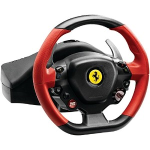 Thrustmaster VG Ferrari 458 Spider Racing Wheel - Xbox One【並行輸入】