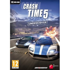 Crash Time 5: Undercover (PC DVD) (輸入版)