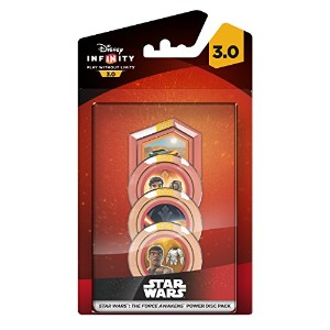 Disney Infinity 3.0: Star Wars EU Power Discs Force Awakens (PS4/PS3/Xbox One/Xbox 360/Nintendo Wii...