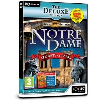 Hidden Mysteries: Notre Dame Deluxe Edition (PC) (輸入版)