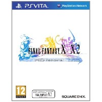 Final Fantasy X/X-2 HD Remaster (PS Vita) (輸入版)