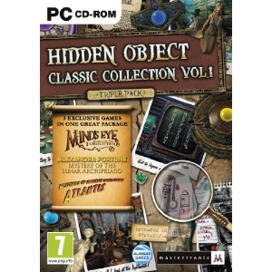Hidden Object Classic Collection Volume 1 (PC) (輸入版)