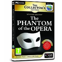 Mystery Legends Phantom of the Opera Collector's Edition (PC) (輸入版)