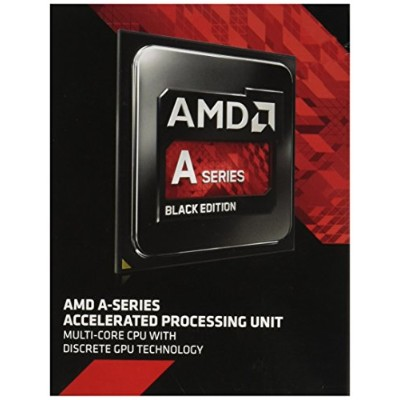 AMD A-series プロセッサ A8 7650K Black Edition Socket FM2+ AD765KXBJABOX