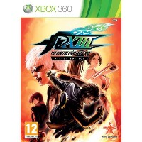 King of Fighters XIII Deluxe Edition (Xbox 360) (輸入版)