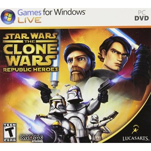 Star Wars The Clone Wars: Republic Heroes (PC DVD) (輸入版)