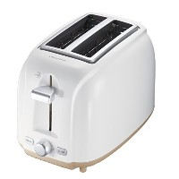 recolte POP UP TOASTER Matin RPT-1 ナチュラルホワイト