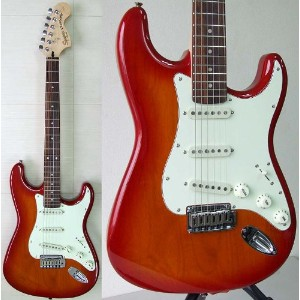 Squier by Fender スクワイア エレキギター Standard Stratocaster CSB/R