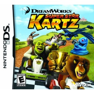 DreamWorks Super Star Kartz (輸入版:北米) DS