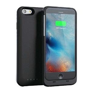 COOLEAD 【Apple認証 (Made for iPhone取得)】【Maxnon】スリムバッテリーケース iPhone 6 plus/iPhone 6s plus用 4000mAh 緊急充電...