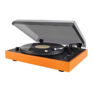 CR6009A-OR Advance Turntable with USB and Software Suite for Ripping and Editing Audio アドバンス...