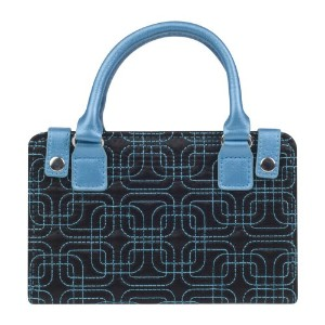 Official Nintendo Quilted Tote for Nintendo DSi - Teal (輸入版)