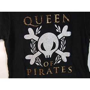 Tシャツ ★ KAT-TUN 「LIVE TOUR 2008 QUEEN OF PIRATES」