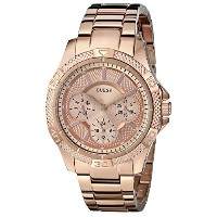 GUESS[ゲス] MODEL NO.u0235l3 Rose Gold Dynamic Feminine Sport LADIES Watch U0235L3 ローズゴールド レディース 腕時計...