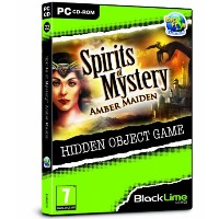 Spirits of Mystery: Amber maiden (PC) (輸入版)