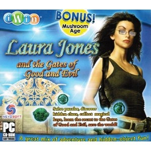 Laura Jones: And the Gates Of Good And Evil (PC) (輸入版)