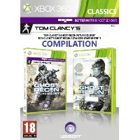 Tom Clancy's Ghost Recon: Future Soldier + Advanced Warfighter 2 [import anglais]