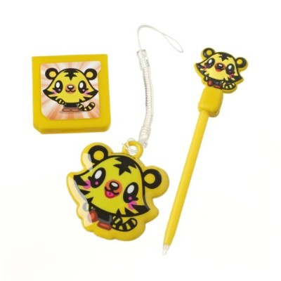MOSHI MONSTERS Moshlings Stylus Pack For 3DS XL/3DS/DSi XL/DSi/DS Lite/DS, Jeepers (GAMO-2SY-JEP1...