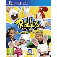 Rabbids Invasion: The Interactive TV Show (PS4) (輸入版)