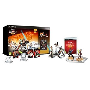 Disney Infinity 3.0: Star Wars Starter Pack Special Edition (PS3) (輸入版)