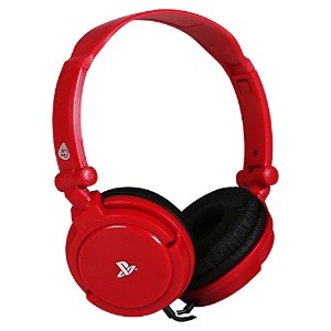 PRO4-10 Stereo Gaming Headset - Red (PS4/Playstation Vita) (輸入版)