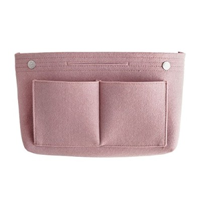 invite.L インナーバッグ Felt bag in bag - Pale pink パールピンク IN11143
