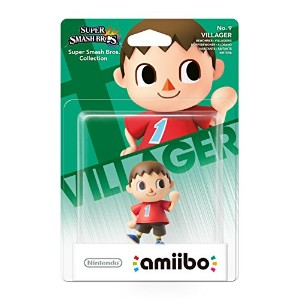 amiibo Smash Villager: amiibo