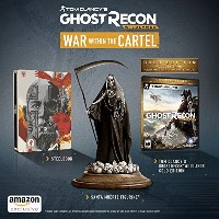 Tom Clancy's Ghost Recon Wildlands War Within the Cartel Bundle – Edition: Xbox One - Imported