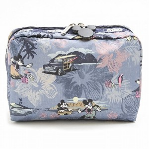 LeSportsac レスポートサック ポーチ 7121 EXTRA LARGE RECTANGULAR COSMETIC P938 VACATION PARADISE [並行輸入商品]