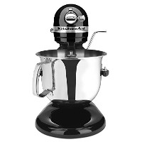 RKSM6573OB 6-Qt. Refurbished Professional Bowl-Lift Stand Mixer スタンドミキサー KitchenAid社 Onyx Black...