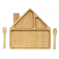 FUNFAM(ファンファン)  「HOUSE'14 PLATE SET(ギフトBOX)」