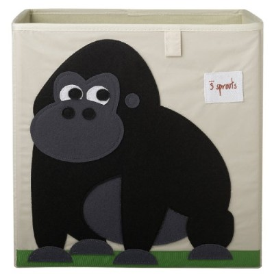 3 Sprouts Storage Box Gorilla (並行輸入)