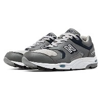 (ニューバランス) New Balance 靴・シューズ メンズスニーカー 1700 Heritage Grey with Light Grey and Black US 7.5 (25.5cm)