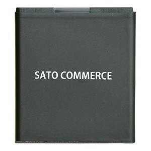 Sato Commerce HTC INFOBAR A02 HTX21UAA 互換バッテリー ( HTX21 ) 3.8V 2050mAh