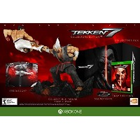 Tekken 7: Collector's Edition - Xbox One Collector's Edition - Imported USA.