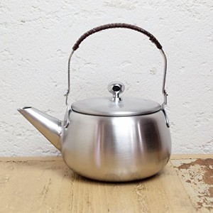 STAINLESS TEA POT 急須