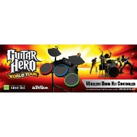 Xbox 360 Guitar Hero World Tour - Stand Alone Drums (輸入版)