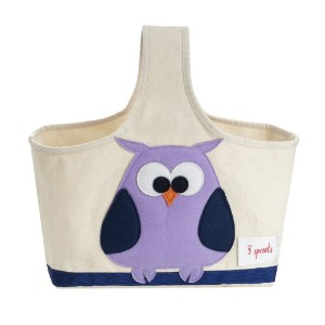 3 Sprouts Storage Caddy Owl (並行輸入)